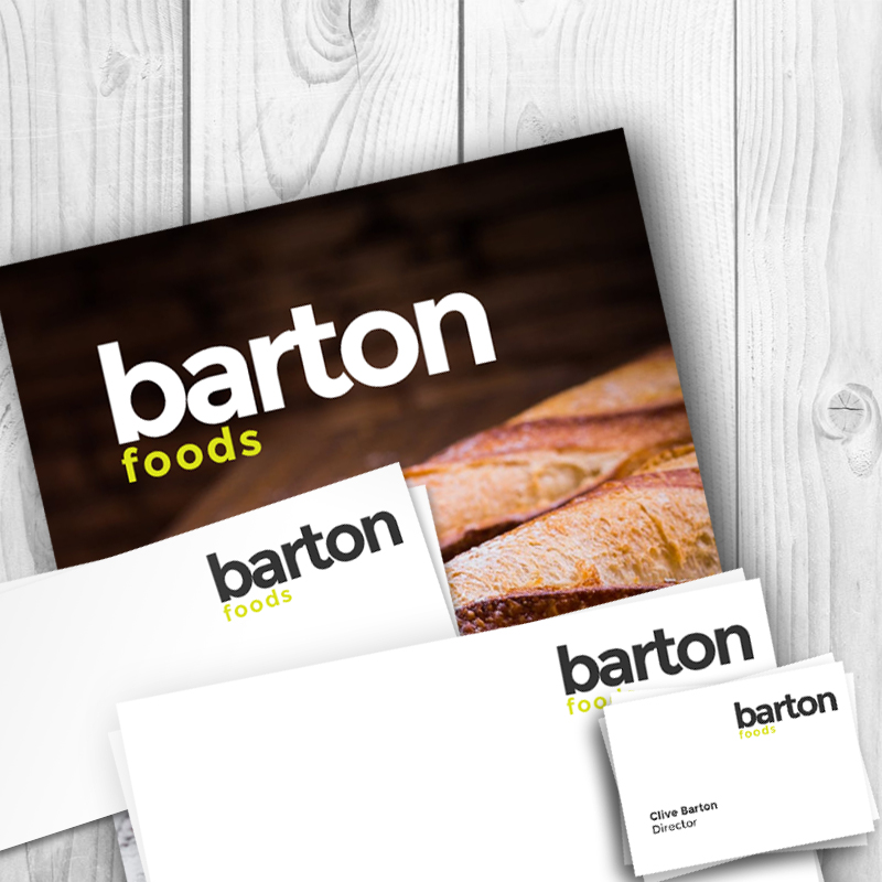 Business stationery bundle